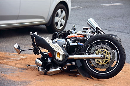 motorcycle accidents image